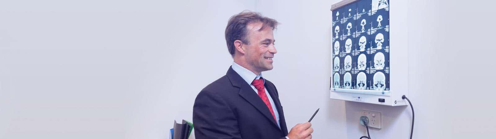 Dr Daniel Timperley